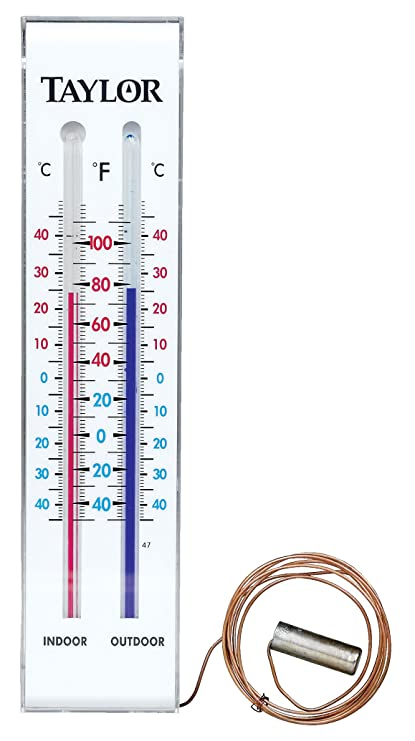 Taylor Max/Min Grove Park Analog Thermometer