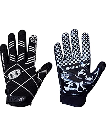 Seibertron Pro 3.0 Twelve Constellations Elite Ultra-Stick Sports Receiver  Glove Football Gloves Youth a86a5bfede