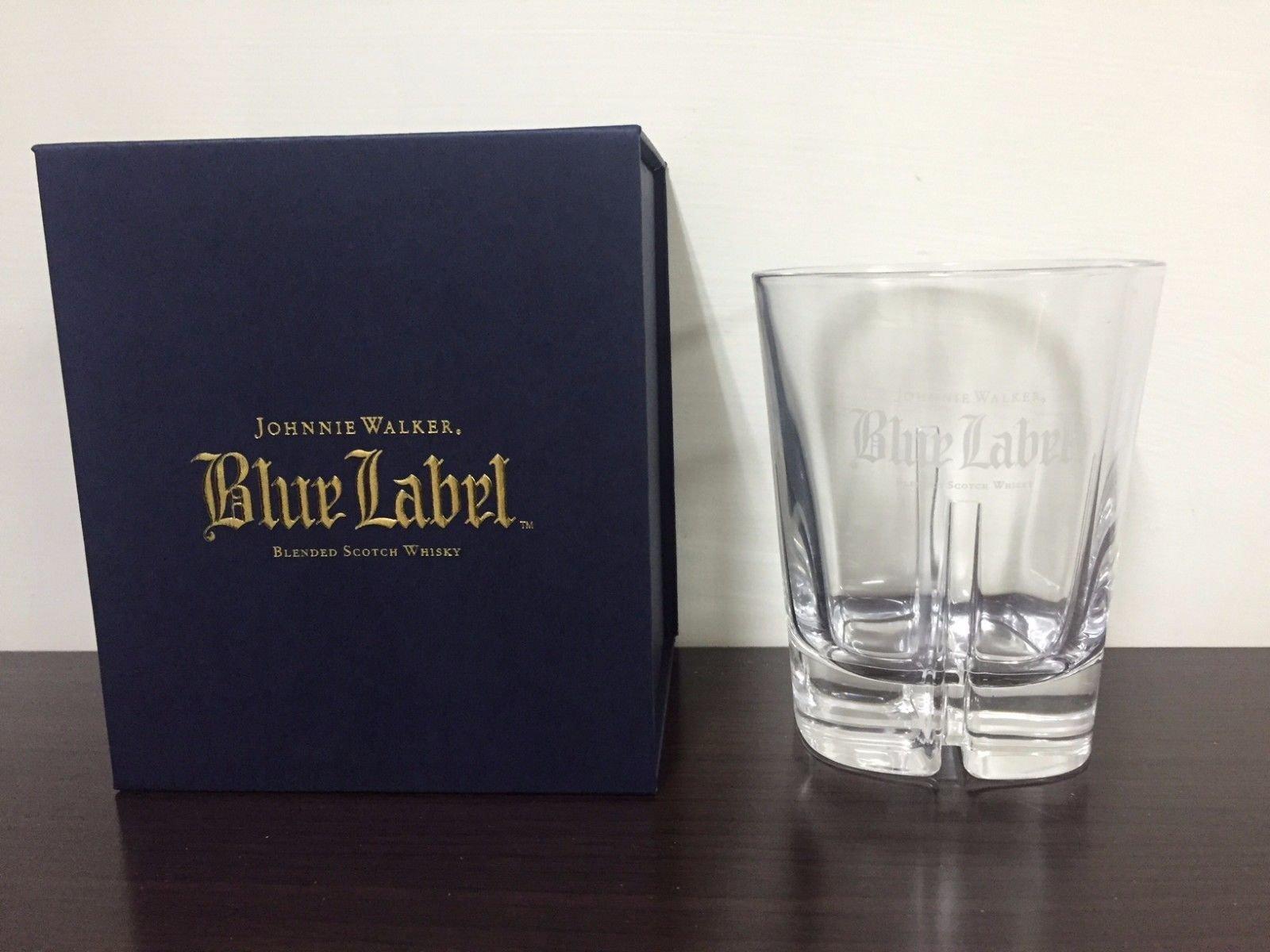 Johnnie Walker Blue Label Prestige Crystal Snifter Glass by Johnnie Walker Distillery & Reidel Fine Glassware