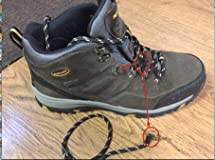 Look out for breaking laces!