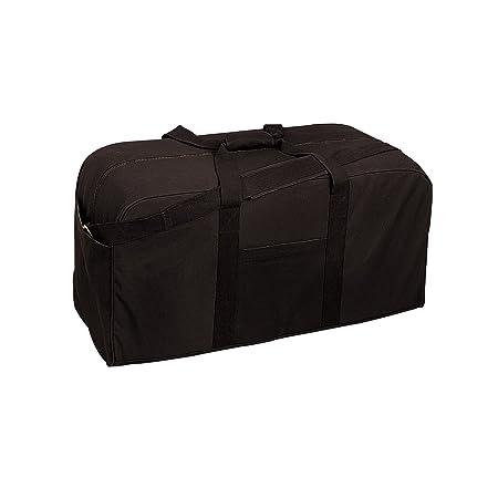 Rothco Canvas Jumbo Cargo Bag Ft822 , Black