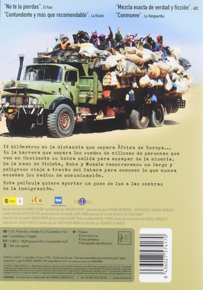 Amazon.com: 14 Kilometers (14 kilómetros)  (Fourteen ...
