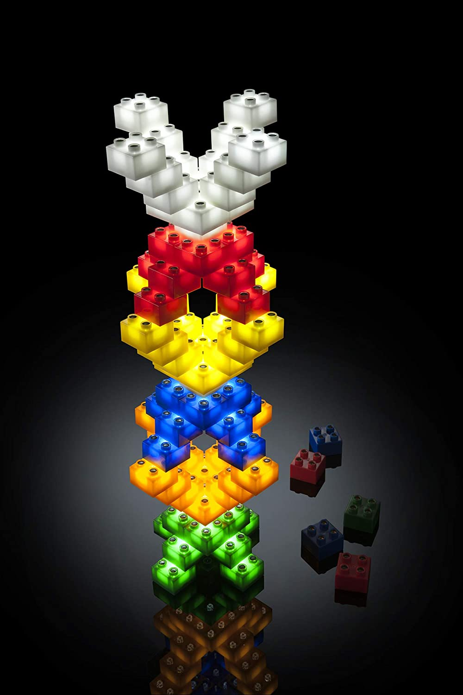 Light Stax Illuminated Building Blocks Classic Set 36 Pieces R
