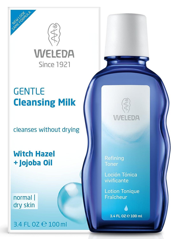 Weleda Organic Natural Gentle Cleansing Milk 100ml Weleda Uk Ltd 8013