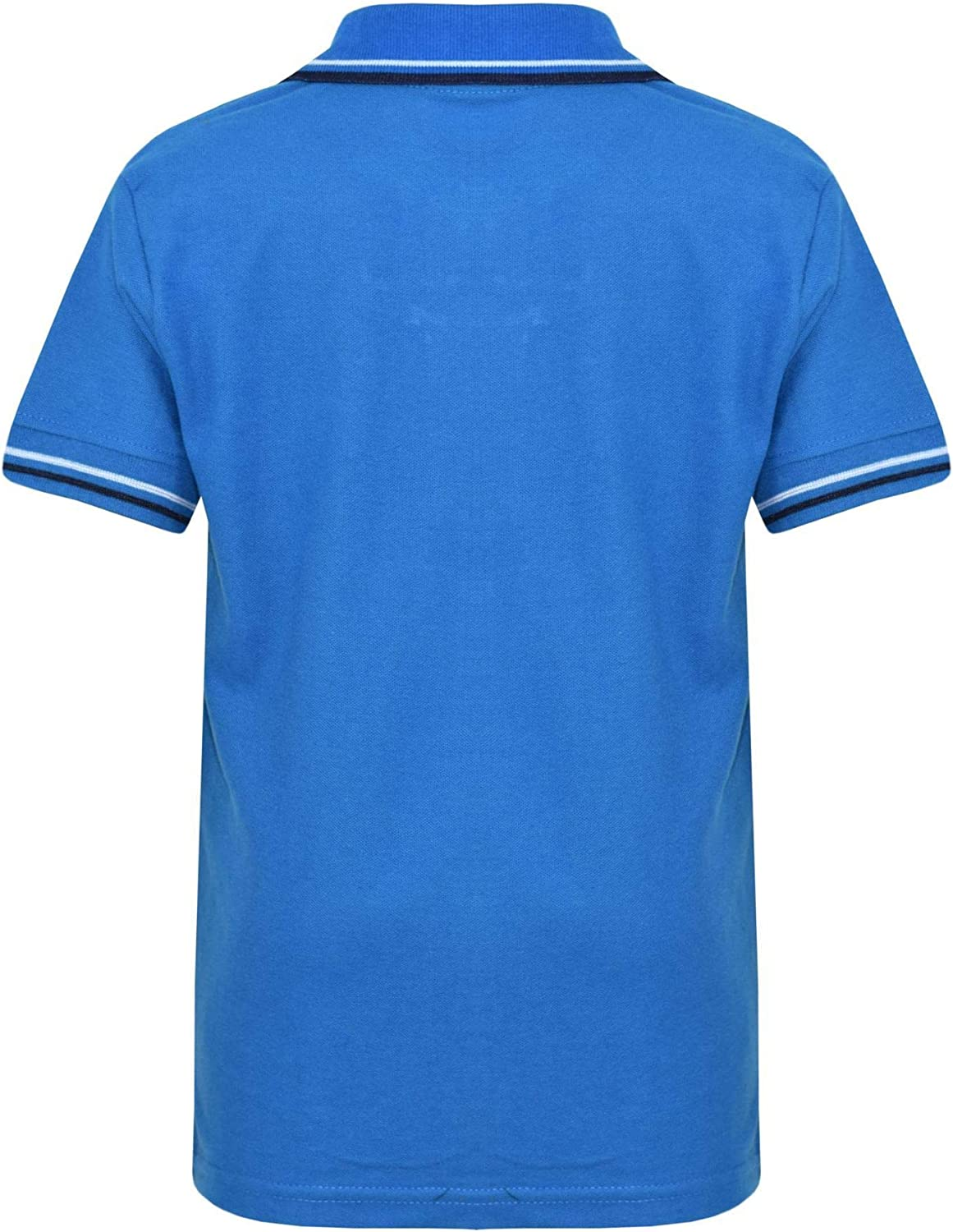 A2Z 4 Kids Kids Boys Girls Polo T Shirts Designers Plain Color School T-Shirts PE Tops New Age 3 4 5 6 7 8 9 10 11 12 13 Years