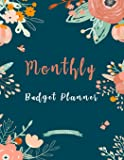 Monthly Budget Planner: Weekly Expense Tracker Bill Organizer Notebook Business Money Personal Finance Journal