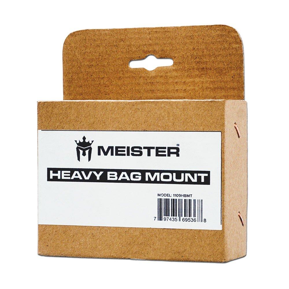 Meister 250lb Heavy Bag Ceiling Hanger Mount w// 360/° Swivel for MMA /& Boxing Punching Bags