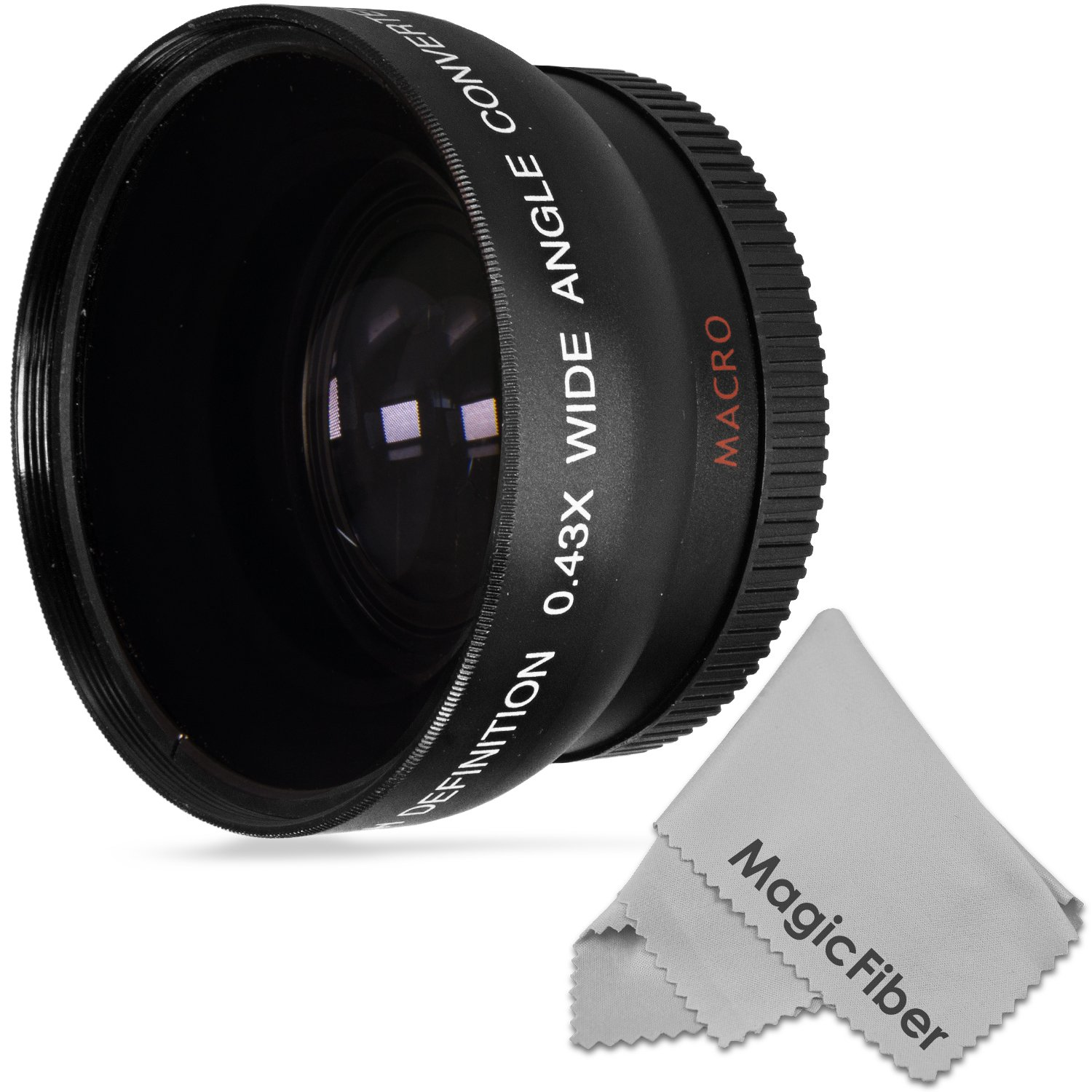 Vivitar 52MM 0.43x Wide Angle Lens Compatible with Nikon