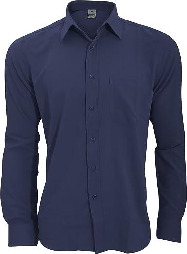 amazon camisas de hombre de trabajo