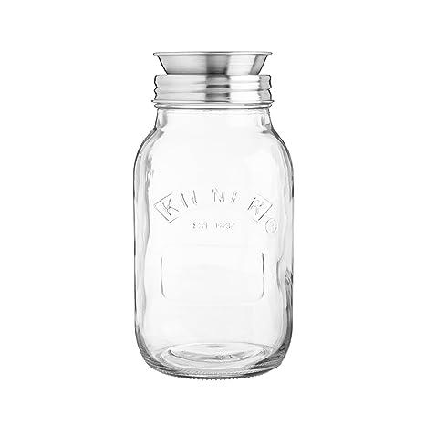 Amazon.com: Kilner Set de tarros de cristal espiralizador ...