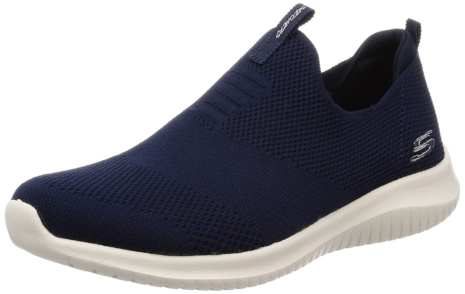 5095c8a90eb1 Skechers Women s 12837 Slip On Trainers  Amazon.co.uk  Shoes   Bags