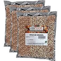 Semillas de Girasol - 3kg - Bocaditos crujientes