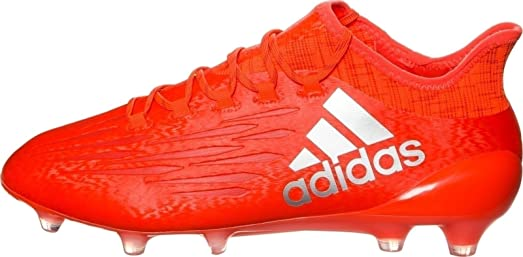 orange adidas cleats