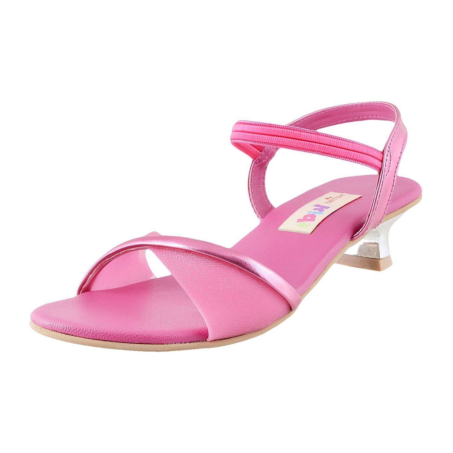 5bc347b431 Metro Kids' Shoes - Girls Sandals Pink: Buy Online at Low Prices in ...