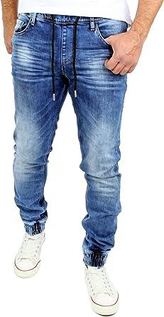 jogginghose jeans optik damen
