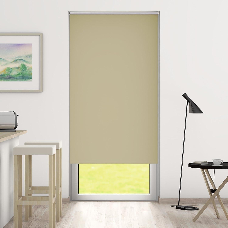 klemmfix rollo grau best plissee ohne bohren xcm leicht zu montieren u verspannt mit klemmfix. Black Bedroom Furniture Sets. Home Design Ideas