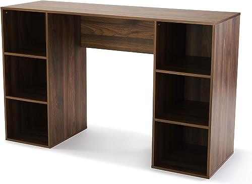 Mainstays 6 Cube Storage Computer Desk