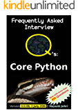 Frequently Asked Interview Questions : Core Python