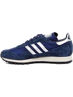 size 40 f1002 cfd85 adidas Originals New York, dark blue-matte silver-collegiate navy