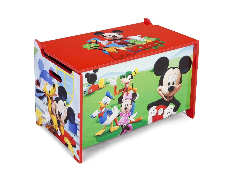 Caja de juguetes Delta Children Mickey unisex
