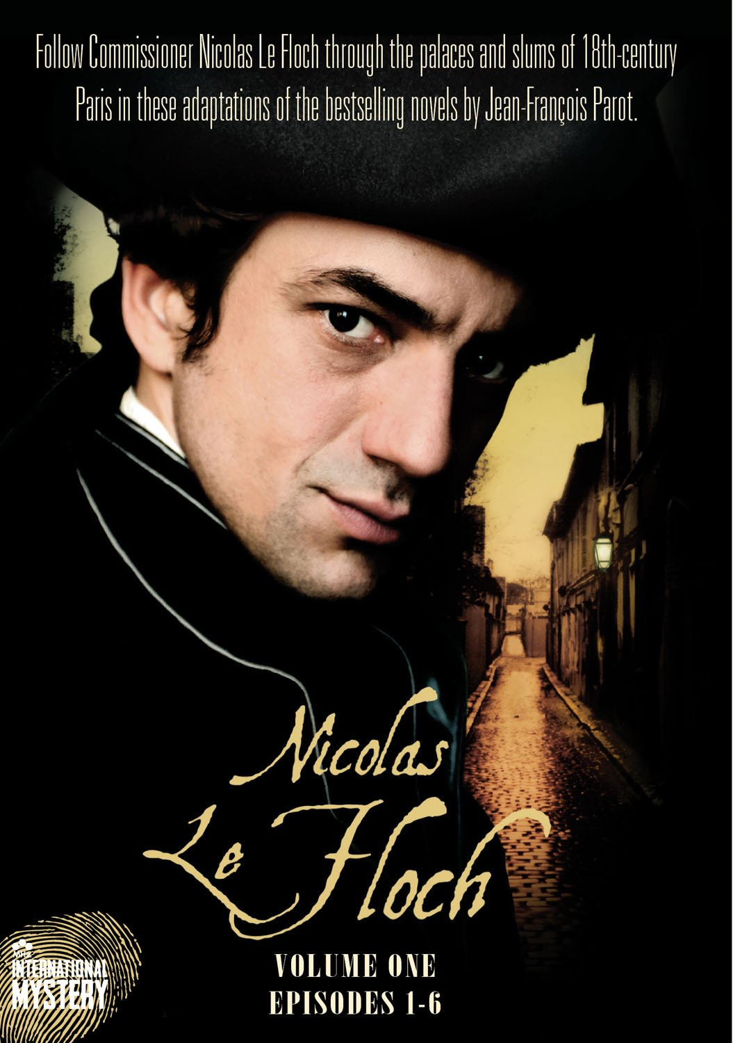 Nicolas Le Floch (Boxed Set, Subtitled, Widescreen, 4PC)