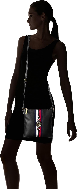 Tommy Hilfiger womens Crossbody Bag for Women Jaden Cross Body Handbag