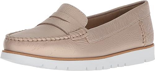 radical Ártico Mal humor  Geox Women's Kookean 1 Moccasin: Amazon.co.uk: Shoes & Bags