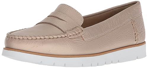 Geox D Kookean F, Mocasines para Mujer: Amazon.es: Zapatos y complementos