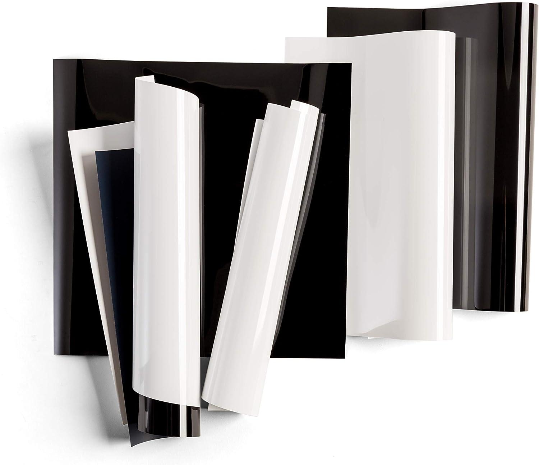 "Cricut Everyday Iron On Vinyl Sheets, 12"" x 12"" (6), DIY Supplies - Basic Sampler Black & White: Arts, Crafts & Sewing"