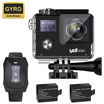 Apexcam 4k Action Cam 16mp Wifi Sports Kamera Ultra Hd Unterwasserkamera 40m 17 Foto & Camcorder