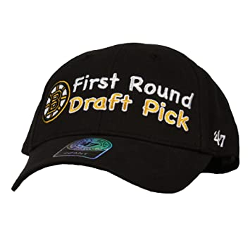 Boston Bruins Infant First Round Draft Pick Hat - Size One Size ... b24486dd39f