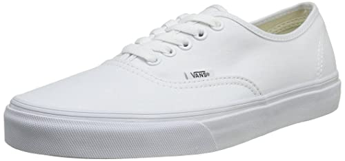 Vans Authentic True White - 8 UK: Amazon.co.uk: Shoes & Bags