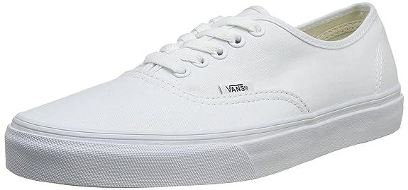 Vans Blancos Mujer