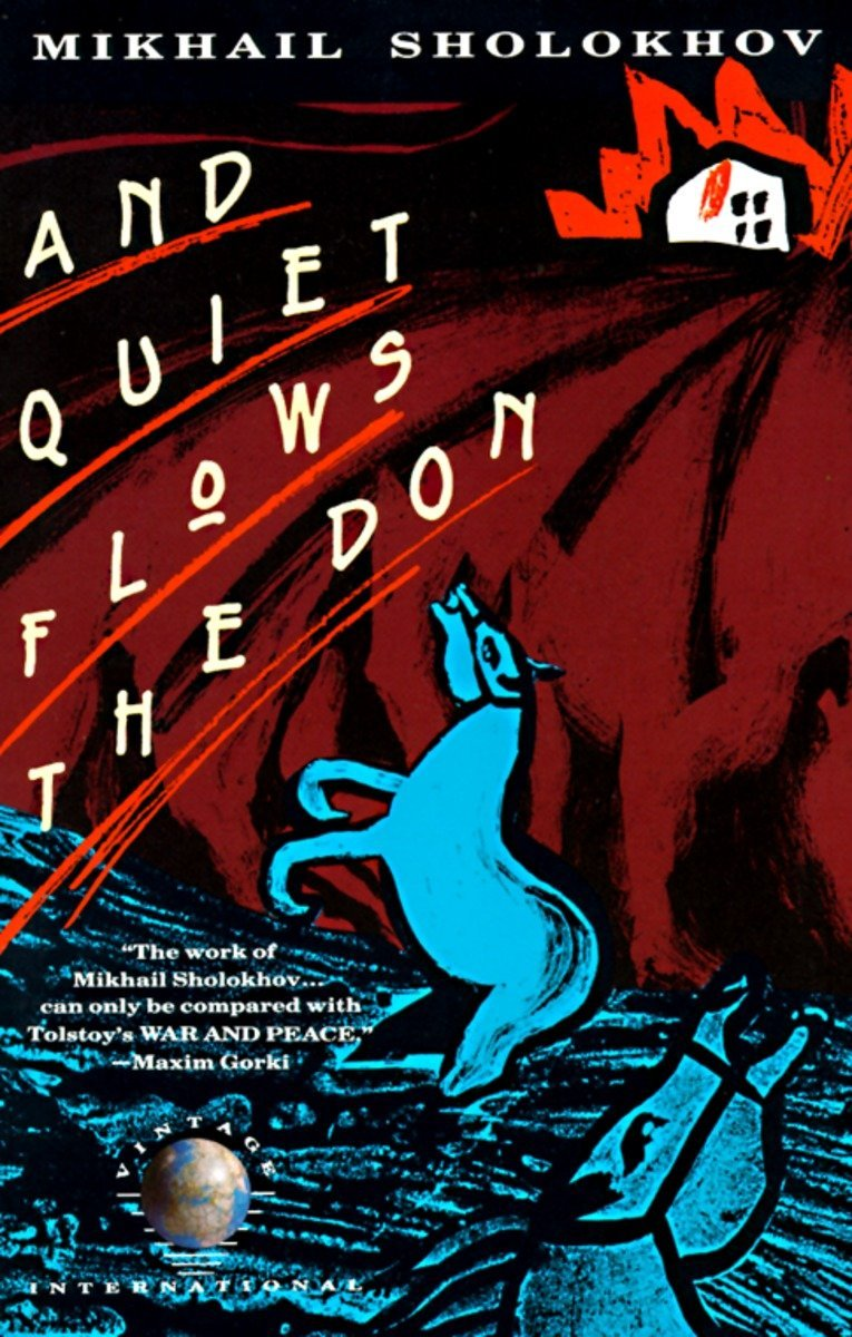 The idea and history of the novel Quiet Flows the Don