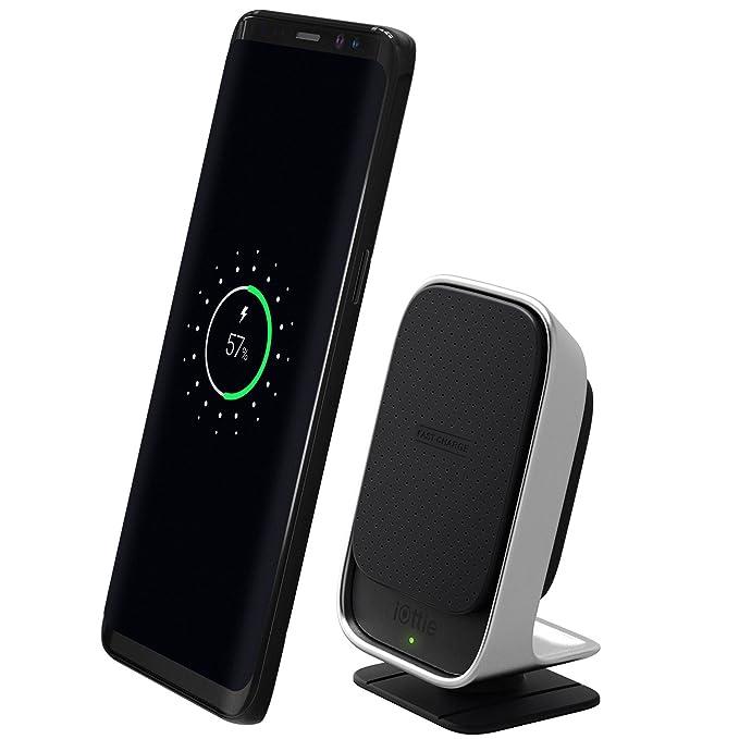 97acb1684c6 Amazon.com  iOttie iTap Qi Fast Charging Wireless Magnetic Car Mount ...