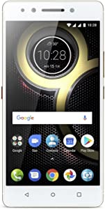 Lenovo K8 Note 4G LTE GSM Unlocked XT1902-3 Deca Core 2.3 Dual Rear Cam 5.5 (LTE AT&T Asia Africa Cuba Digitel Europe) (Fine Gold, 64GB)