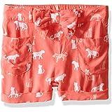 Gymboree Baby Girls' Cheetah Print Swim Short Diaper