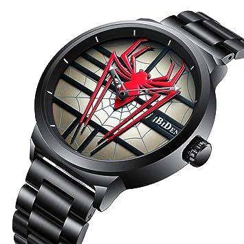 TYWZF Relojes Deportivos para Hombres Relojes De Pulsera De Cuarzo Relojes De Pulsera Impermeables para Hombre