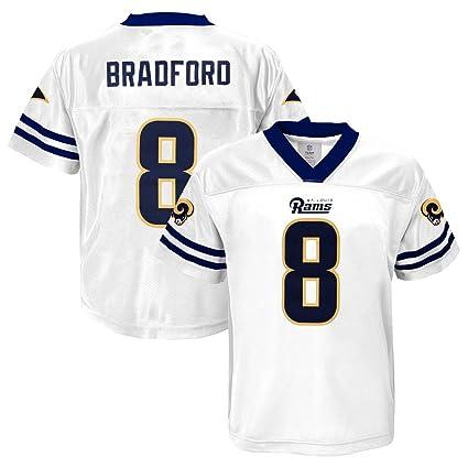 Amazon.com   Outerstuff Sam Bradford NFL Los Angeles Rams Dazzle ... 3d75f0f6a