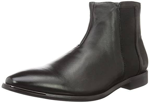 ALDO Coppe, Botas Chelsea para Hombre, Negro (Black Leather/97), 43.5 EU: Amazon.es: Zapatos y complementos
