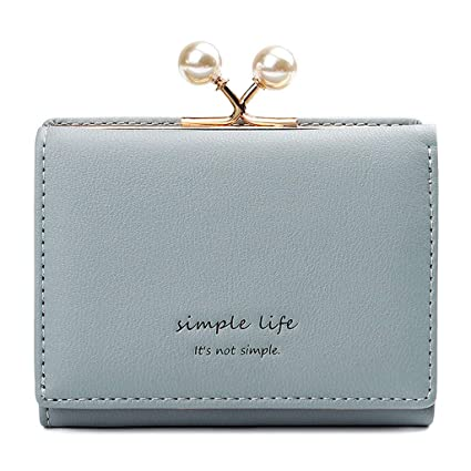 Carteras de Mujer de Marca Simple Life Moda Original Color ...