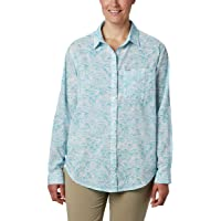 Columbia Women's Sun Drifter II Long Sleeve Shirt, Breathable, Versatile