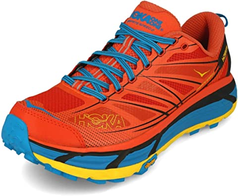 HOKA ONE One Mafate Speed 2 Deportivas Hombres Naranja - 46 - Running/Trail: Amazon.es: Zapatos y complementos