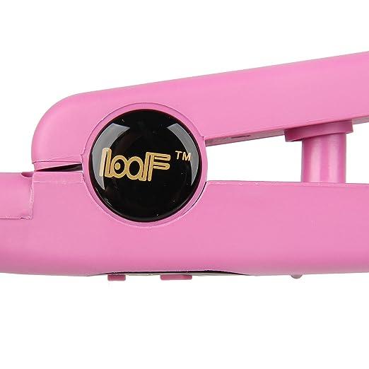 Beauty7 Soldador para extensiones-Pinza Maquina para cortina de Pelo cabello Queratina-Rosa: Amazon.es: Belleza