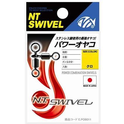 NTスイベル(N.T.SWIVEL)パワーオヤコクロ#4×#5の画像