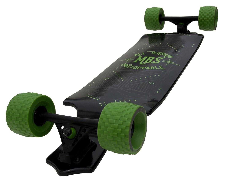Amazon.com   MBS All-Terrain Longboard   Sports   Outdoors b211b94d187