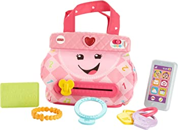 Fisher Price Laugh Amp Learn My Smart Purse Only 11 99