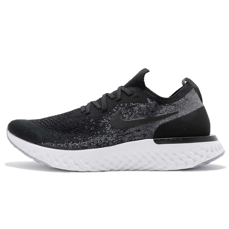 (ナイキ) エピック リアクト フライニット メンズ ランニング シューズ Nike Epic React Flyknit AQ0067-001 [並行輸入品] B07B7KDSGZ 28.5 cm Black/Dark Grey