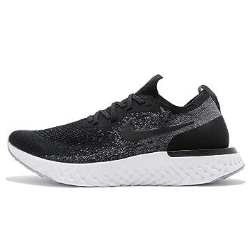 Nike Nike Epic React Flyknit - black/black-dark grey-pure pla,