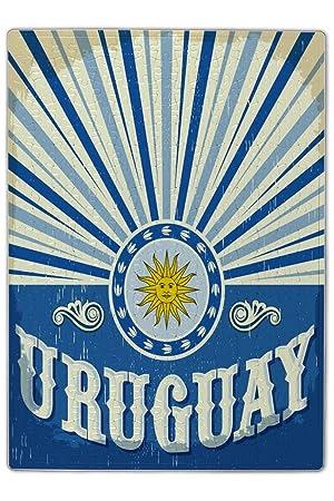 Puzle Trotamundos Uruguay impreso 300 piezes